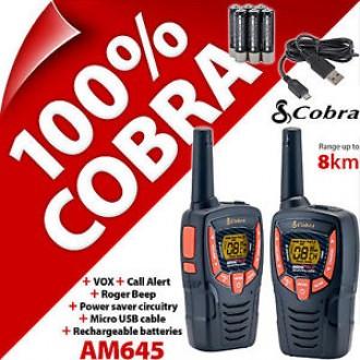 Pack Rádios COBRA AM645