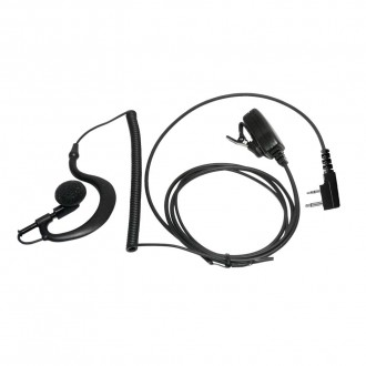 Auriculares (de orelha preto)